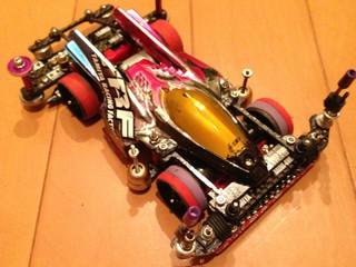サンダーショットMK.II VS